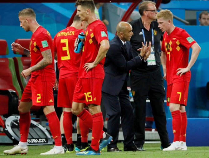 Rediff Sports - Cricket, Indian hockey, Tennis, Football, Chess, Golf - 'New faces, same tactics for Belgium versus England'