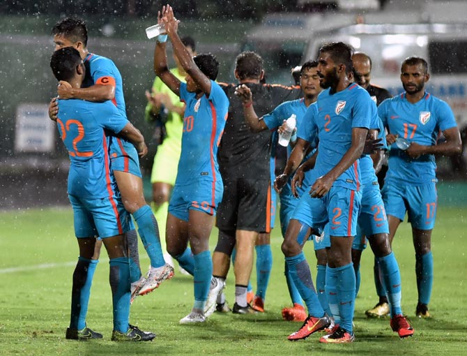 Indian football team should not be begging for support, says