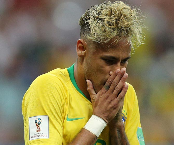 5 Jazzy Hairstyles At The Fifa World Cup Rediff Sports