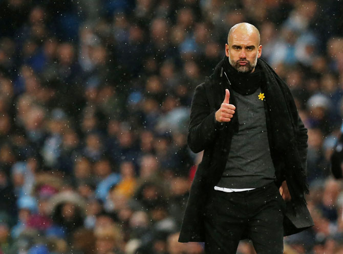 I will be Mancunian for rest of my life, says Guardiola