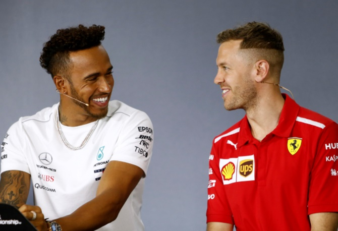 Rediff Sports - Cricket, Indian hockey, Tennis, Football, Chess, Golf - F1 Pit lane Tales: Hamilton says critical Rosberg trying to get 'headlines'