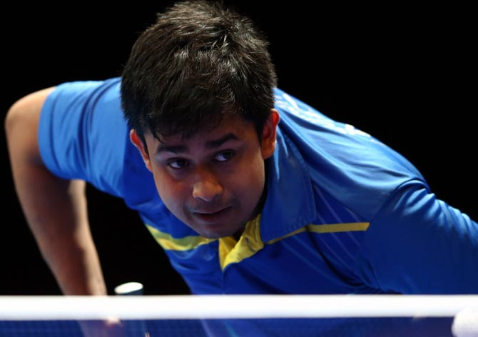 Soumyajit suspended over rape allegation; dropped from CWG squad
