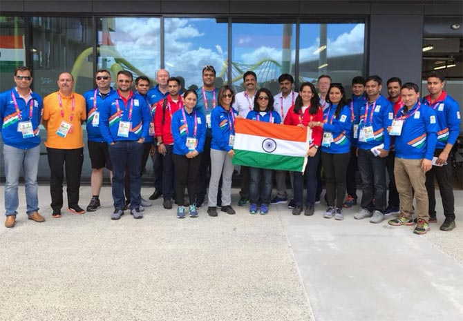 CWG 2018: Indian contingent arrives in Gold Coast