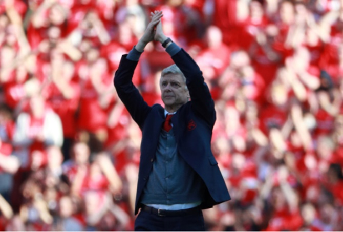 EPL: Arsenal mark Wenger's final home game with win; Chelsea close on top four