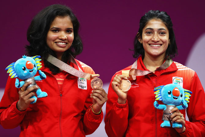 CWG champ Sikki realistic about India's chances at Asiad