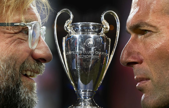 Rediff Sports - Cricket, Indian hockey, Tennis, Football, Chess, Golf - All you need to know about Champions League final