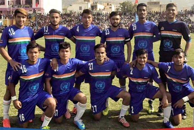 Rediff Sports - Cricket, Indian hockey, Tennis, Football, Chess, Golf - Sports Shorts: Sudeva FC buys Spanish third division club