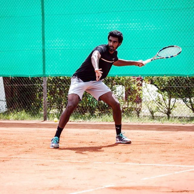 Rediff Sports - Cricket, Indian hockey, Tennis, Football, Chess, Golf - Prajnesh does not qualify for French Open