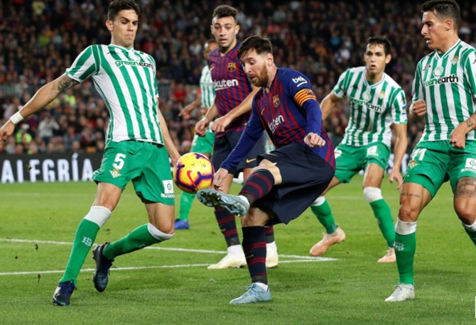 Rediff Sports - Cricket, Indian hockey, Tennis, Football, Chess, Golf - Five talking points from the weekend in La Liga
