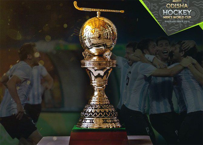 Check out 2018 Hockey World Cup schedule