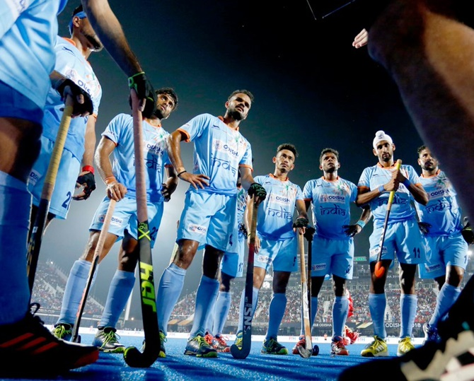 What India Must Do To Continue Hockey S Growth Rediff Sports