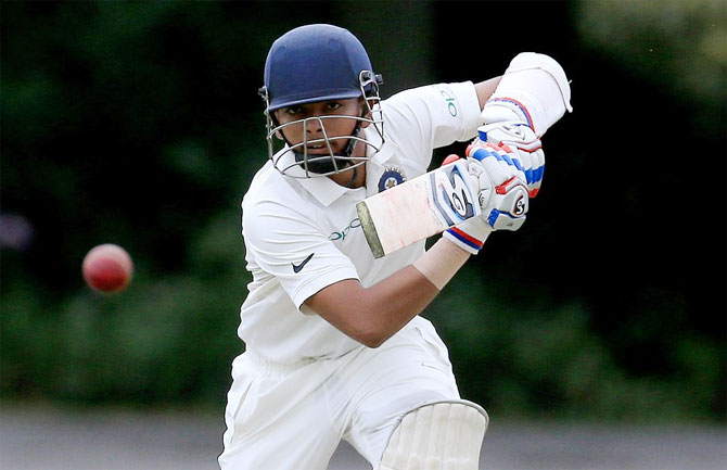 Prithvi Shaw says he was ready to debut in England