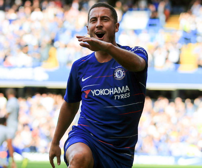 Will Chelsea's Hazard join Real Madrid?
