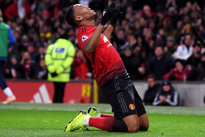 Why Mourinho is finally impressed with Martial