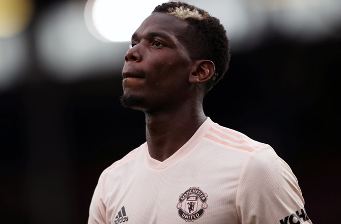 Pogba ready to quit Manchester United?