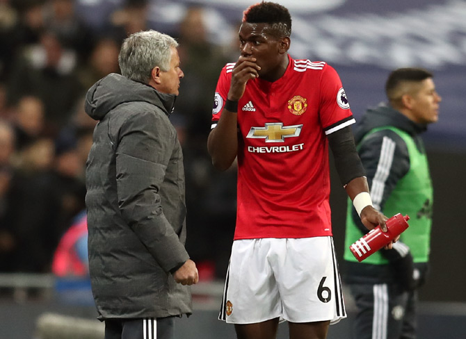 Mourinho vs Pogba: Who will survive at Manchester United?