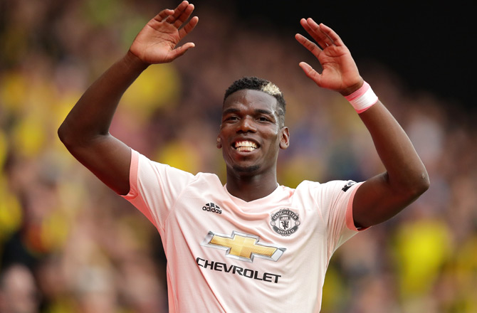 'No player is bigger than the club': Mourinho warns Pogba