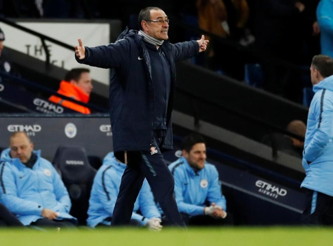 Rediff Sports - Cricket, Indian hockey, Tennis, Football, Chess, Golf - Chelsea boss reacts to their 6-0 drubbing by City