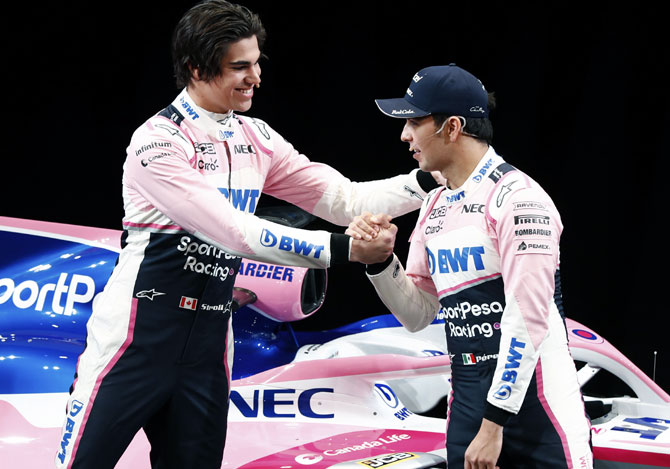 Racing Point ready to move on from cash-starved Force India era