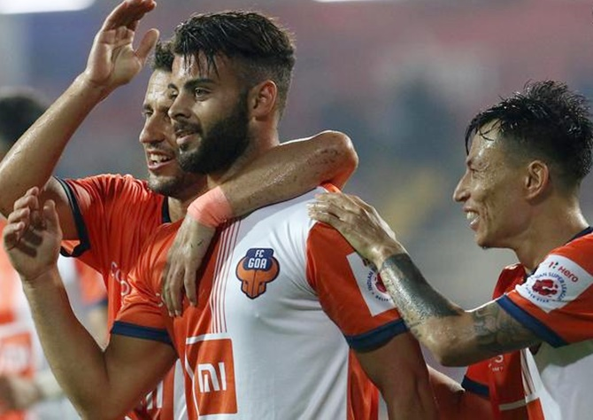 Indian Football Roundup: FC Goa seal play-off berth; Chennai in drivers' seat