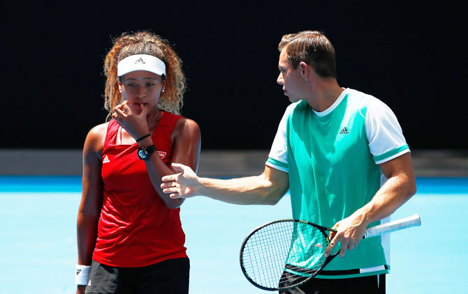 Tennis round-up: Osaka on why she split with coach Bajin