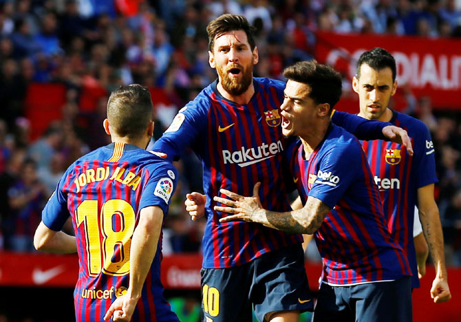 Five talking points from the weekend in La Liga