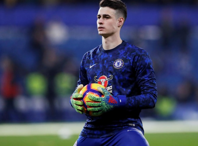 EPL Updates: Sarri not sure about Kepa's return to Chelsea team