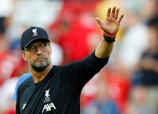 Klopp warns Liverpool against complacency at United