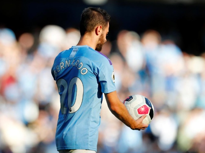 size 40 03fe7 740ac EPL: City thrash Watford; Maddison fires Leicester to win ...