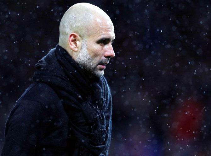 Man City boss Guardiola's mother dies from coronavirus
