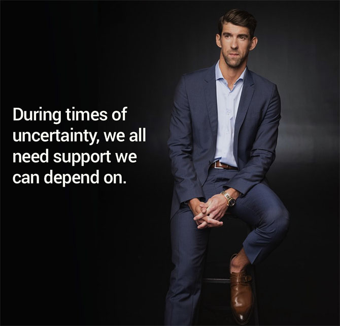 Phelps urges athletes to take care of mental health