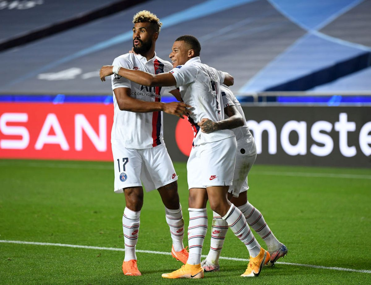 Champions League Super Subs Mbappe Choupo Moting Turn It