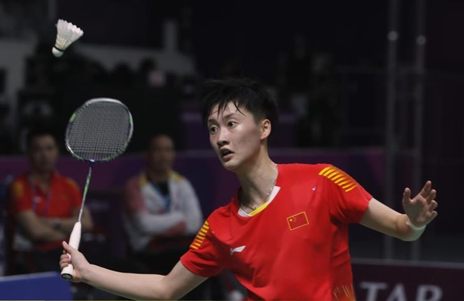 India Open: BAI expects 'quarantined' Chinese shuttlers