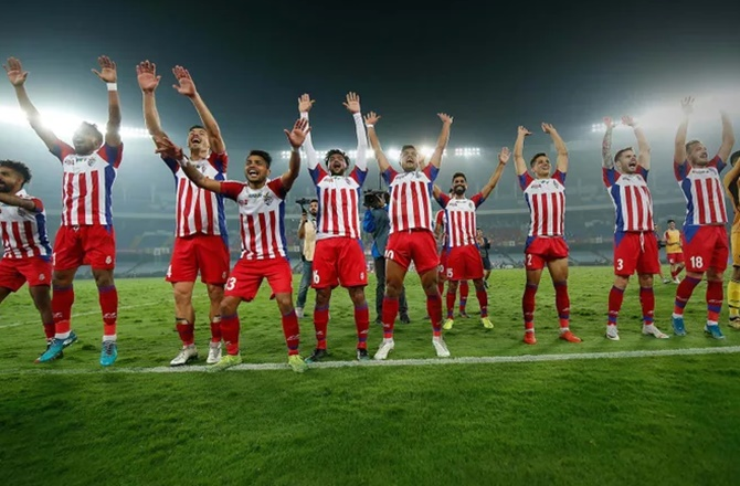 ISL: ATK blank FC Goa, jump to lead