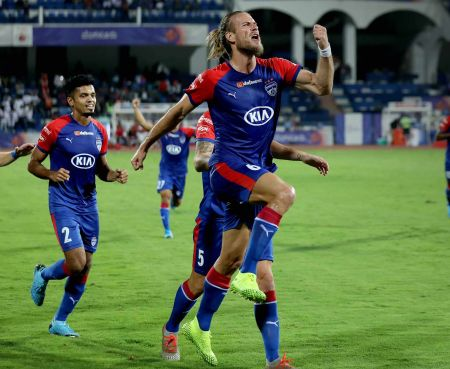 ISL: Bengaluru run over Odisha to move to top spot