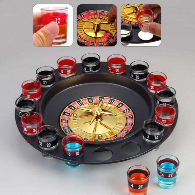 The ultimate roulette drinking game harveys lake tahoe gambling age