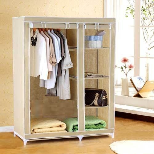 Kitchen Wardrobe Accessories: 5 Reasons Why You Need A Foldable Wardrobe