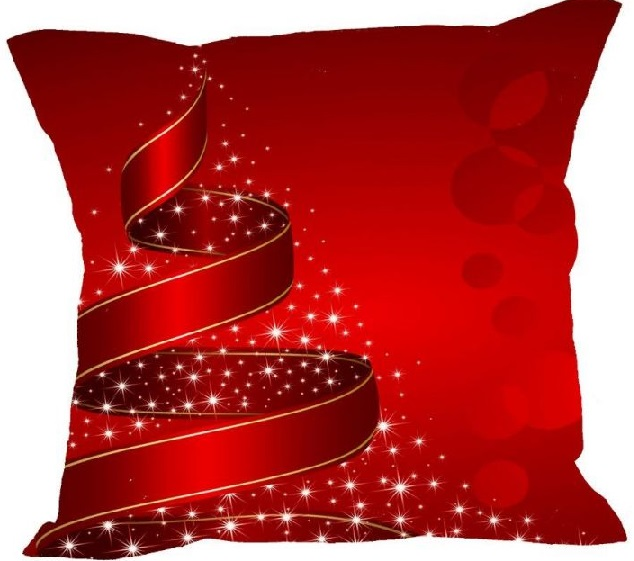 Mesleep Merry Christmas Cushion Covers In Digital Print Christmas-02