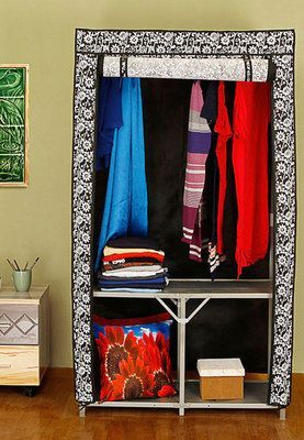 Metal Foldable Wardrobe