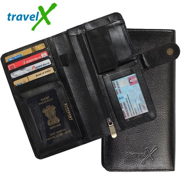 5 things you should pack while travelling best travel accessories passport cum credit card holder reheart Image collections