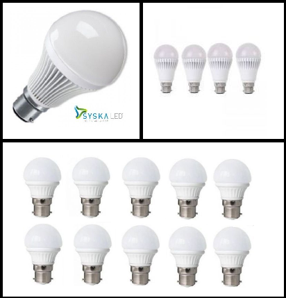 Led Light Bulbs And Led Light Fittings