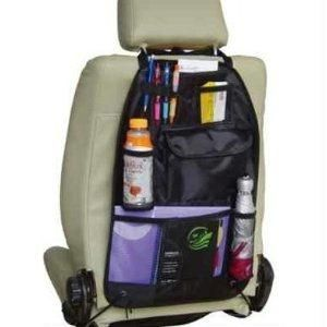 7 Pocket Automotive Car Back Seat Organiser