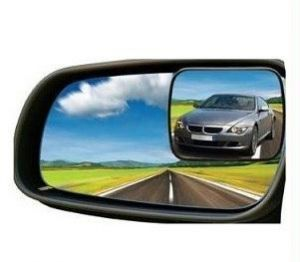 Total View 360 Degree Adjustable Blind Spot Car Mirror Set Of 2