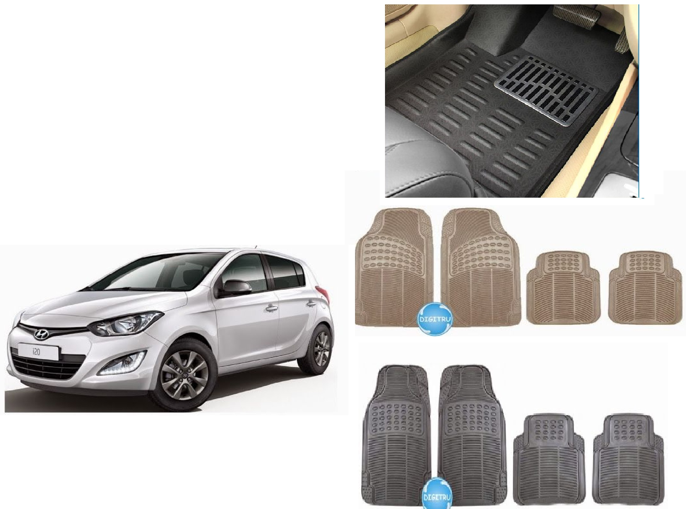 Car Bumper Guard >> 17 Car Accessories That Make Your Hyundai i20 Stylish & Safe - Best Travel Accessories | Travel ...