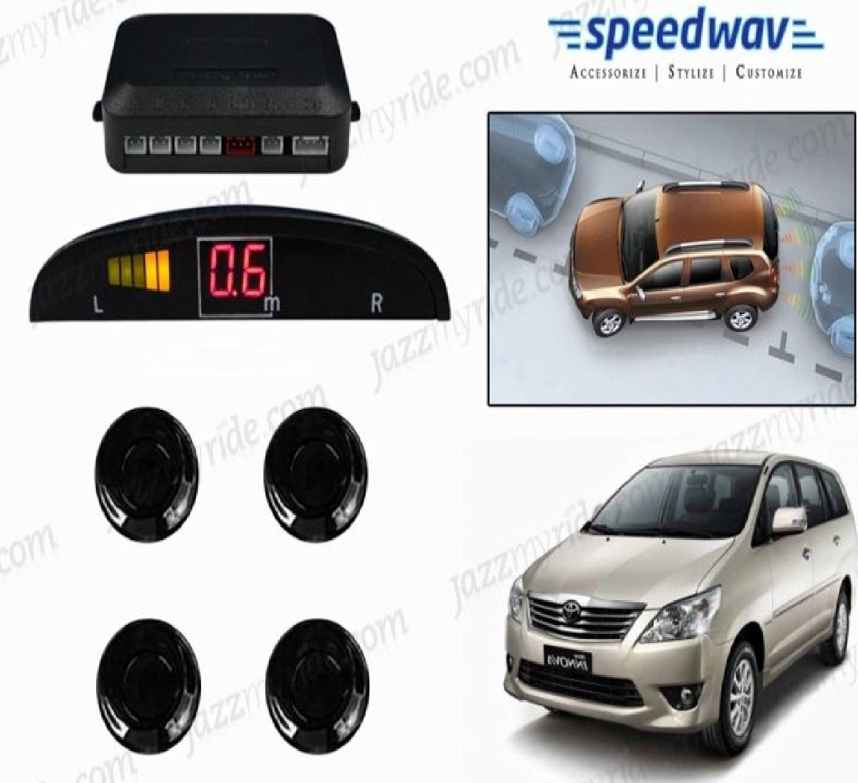 8 car accessories that make your toyota innova long drive ready best travel accessories for Travel gear car