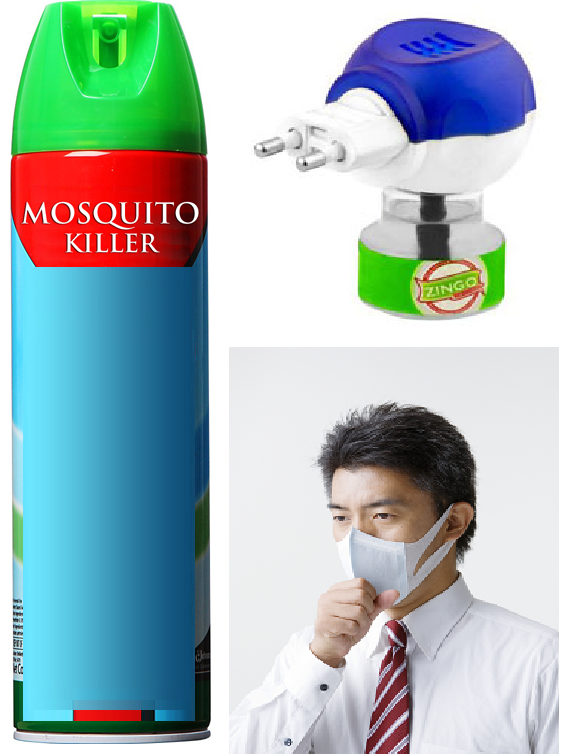 Mosquito Spray Could Cause Asthma and other Serious Problems
