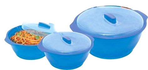 Microwave Safe Cookware Set Rs 229