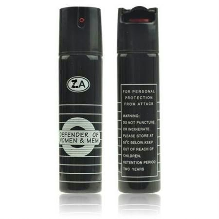 Pepper Spray Safety Security Men And Women