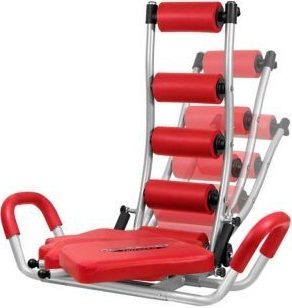 Abs Rocket Twister Pro Bench