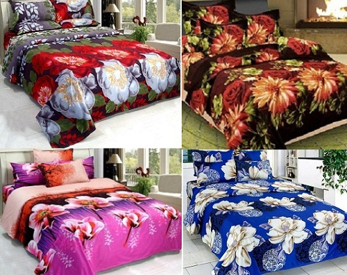 Double Bed-sheets